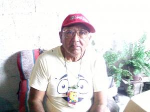 sr. Oscar Chan 75 años