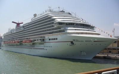 Cruise Ship Visits