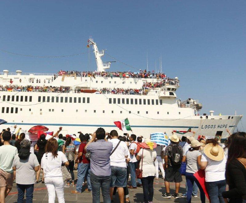 Cruise Ship Visit