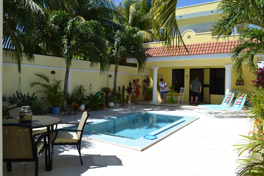 2019 House Tour   Chicxulub Food Bank Yucatan Mexico  