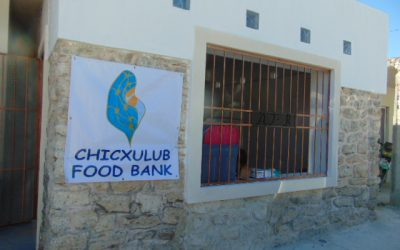Chixculub Food Bank and Las Mujeres de Chicxulub