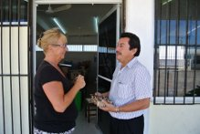 English Classes at Andres Quintana Roo